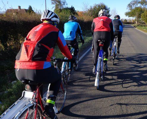 Riding in Cambridgeshire